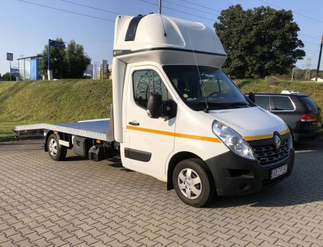 Renault Master Laweta