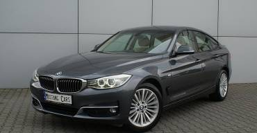 BMW 320D GT LUXURY