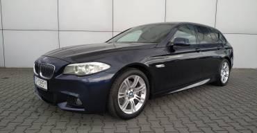 BMW F11 520i M-Pakiet