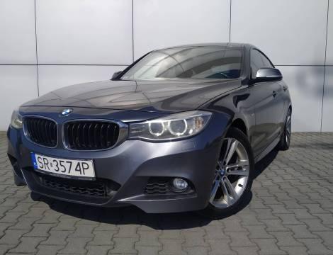 BMW 3GT M-PAKIET